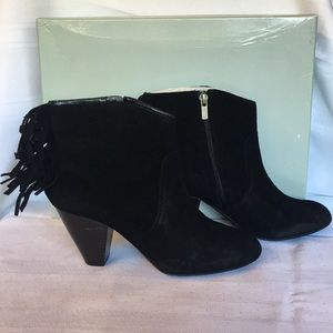 NEW! Jessica Simpson Octave boots in black